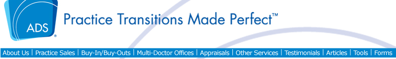 ADS Florida, LLC - Dental Practice Sales and Appraisals